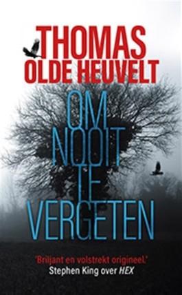 Om nooit te vergeten – Thomas Olde Heuvelt