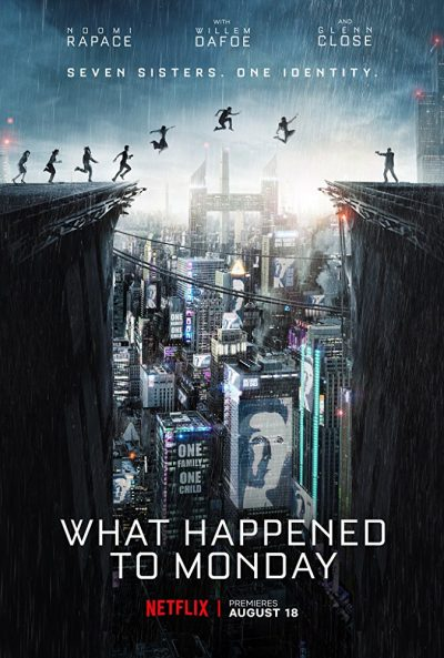 What happened to Monday – HSF (2018/X)