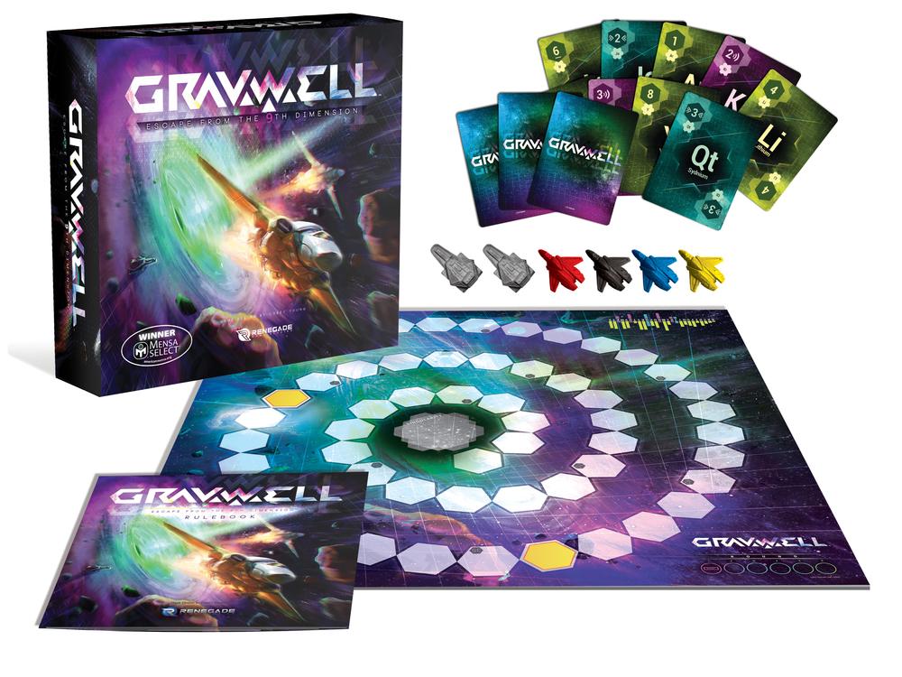 Gravwell – HSF (2018/X)