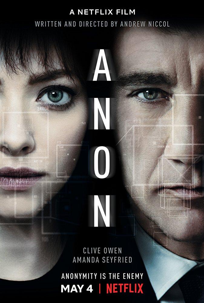 Anon – Netflix film