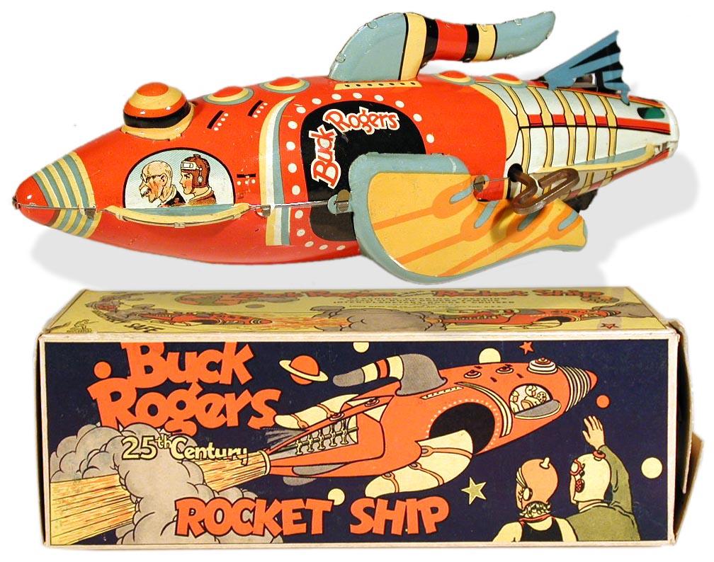 Buck Rogers, de multimediaman – HSF (2019/1)