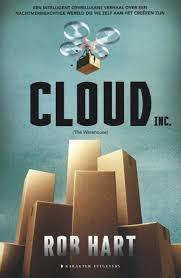 Rob Hart – Cloud. Boeiende thema's teleurstellend uitgewerkt?