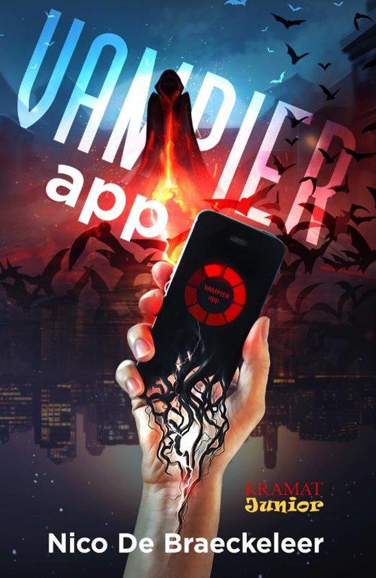 Vampier app – Nico De Braeckeleer