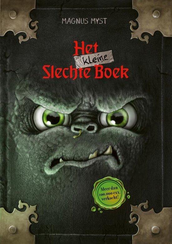 Magnus Myst – Het kleine Slechte Boek