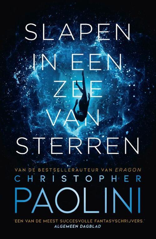 Slapen in een zee van sterren – Christopher Paolini
