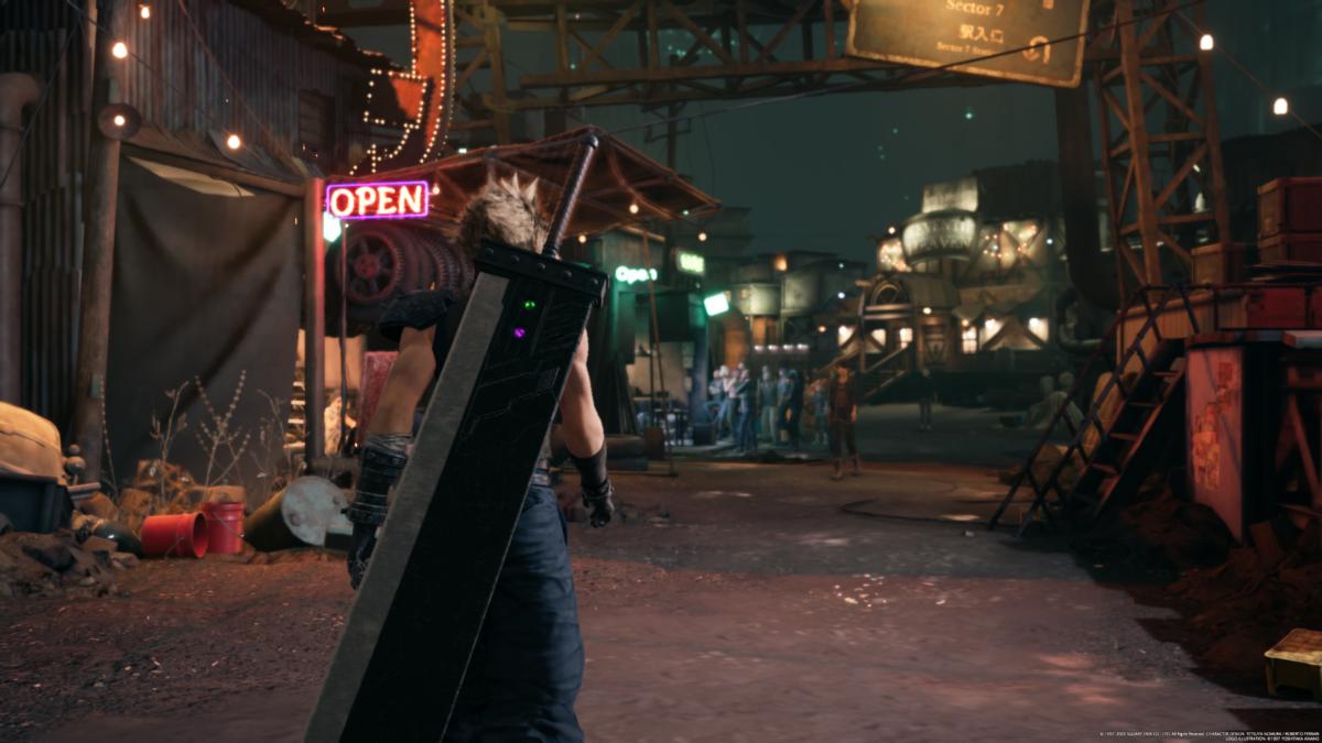 Final Fantasy VII: Remake – Fluisteringen van het lot – HSF (2020/3)