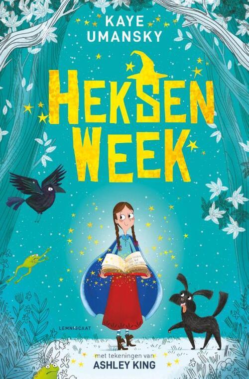 Heksenweek – Kaye Umansky