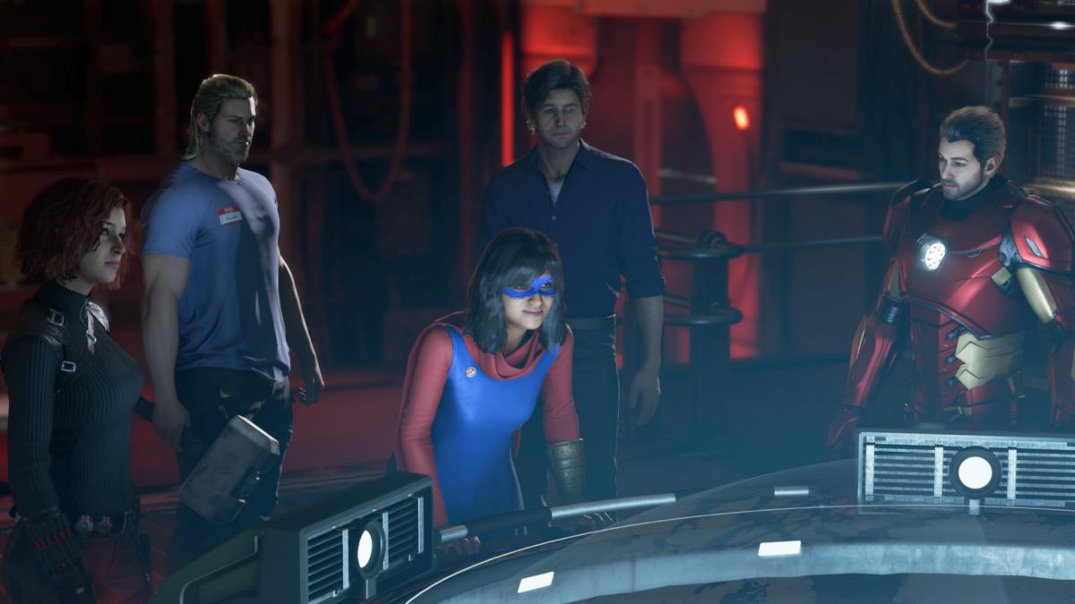 Marvel's Avengers – Kamala in de schijnwerpers – HSF (2020/3)