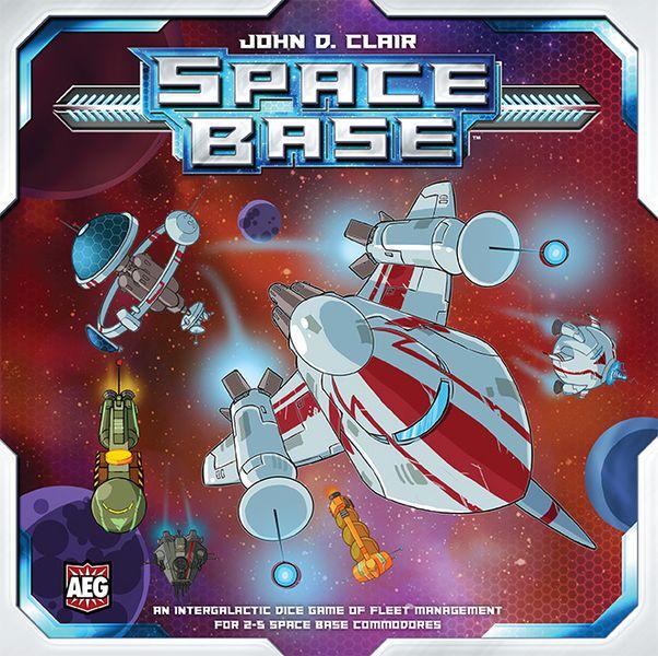 Space Base: intergalactisch dobbelsteenspel – HSF (2020/3)