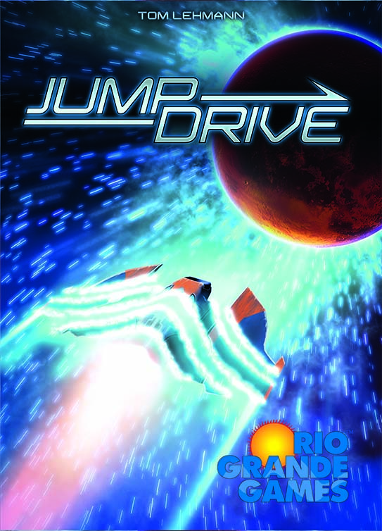 Jump Drive: Speed race for the galaxy – HSF (2021/1)